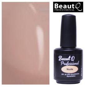 BeautQ Professional Nude Longlife geelilakka 12 mL