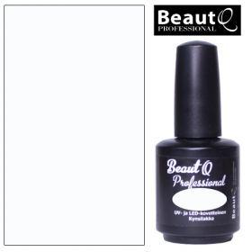 BeautQ Professional Valkoinen Longlife geelilakka 12 mL