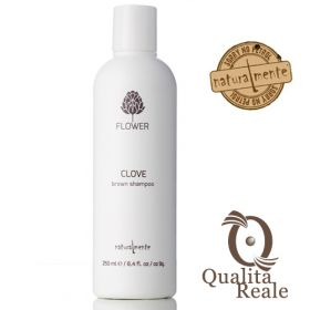 Naturalmente Clove Brown Flower värishampoo 250 mL