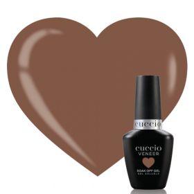 Cuccio Veneer Semi Sweet On You geelilakka 13 mL