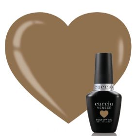 Cuccio Veneer See You Latte geelilakka 13 mL