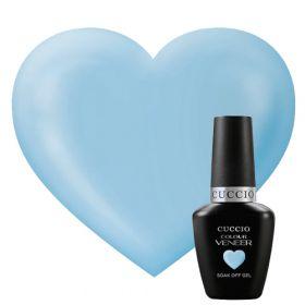 Cuccio Veneer Under A Blue Moon geelilakka 13 mL