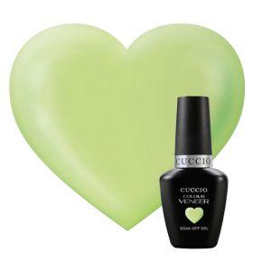 Cuccio Veneer In The Key Of Lime geelilakka 13 mL