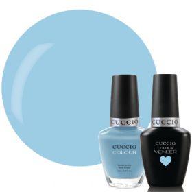 Cuccio Veneer Under A Blue Moon Match Makers geelilakkasetti 2 x 13 mL