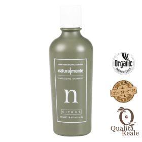 Naturalmente Citrus Energizing vahvistava shampoo 250 mL