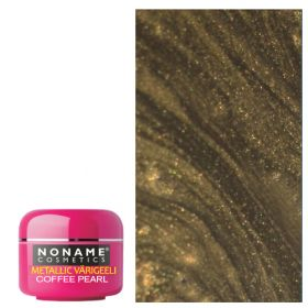 Noname Cosmetics Coffee Pearl Metallic UV geeli 5 g