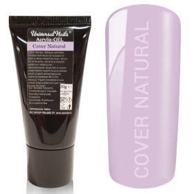 Universal Nails Acrylic-Gel UV/LED Cover Natural polygeeli 30 g