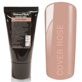 Universal Nails Acrylic-Gel UV/LED Cover Rose polygeeli 30 g