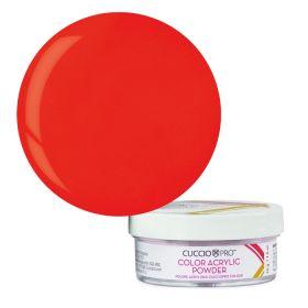 Cuccio Neon Cherry Color Acrylic Powder akryylipuuteri 45 g