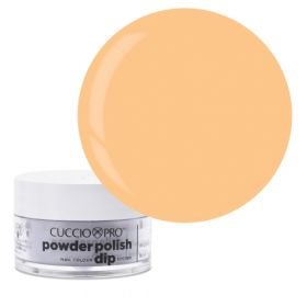 Cuccio Peach Sorbet Powder Polish dippipuuteri 14 g