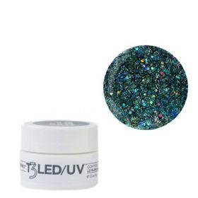 Cuccio Black Forest T3 LED/UV Self Leveling Cool Cure geeli 7 g