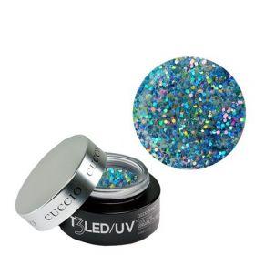Cuccio Party Mix T3 LED/UV Self Leveling Cool Cure geeli 28 g