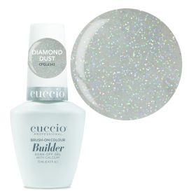 Cuccio Diamond Dust Brush-On Colour Builder With Calcium LED/UV geeli 13 mL