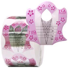 Noname Cosmetics Diva Kynsimuotit 500 kpl