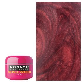 Noname Cosmetics Fox Metallic UV geeli 5 g
