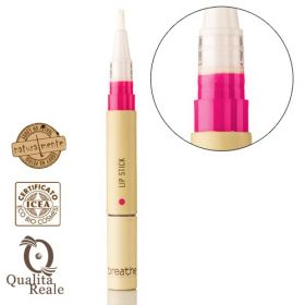 Naturalmente Breathe Lip Stick Huulipuna Sävy 8 Fuchsia 2 mL