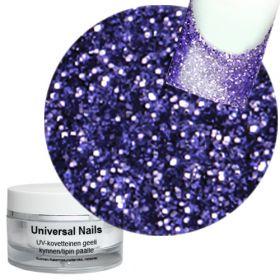 Universal Nails Laventeli UV glittergeeli 10 g