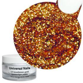 Universal Nails Kupari UV glittergeeli 10 g