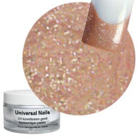 Universal Nails Alaston Tähti UV glittergeeli 10 g