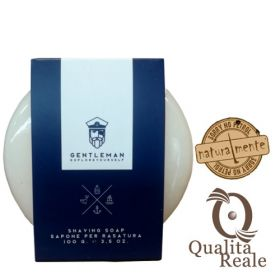 Naturalmente Gentleman Shaving Soap partasaippua 100 g