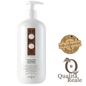 Naturalmente Warm Chestnut pigmenttishampoo 500 mL