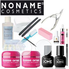 Noname Cosmetics UV-Geeli Aloituspaketti ilman uunia