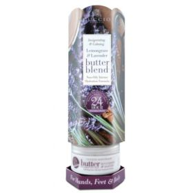 Cuccio Naturalé Butter Blend Tower Lavender & Chamomile kosteusvoide 6 x 226 g
