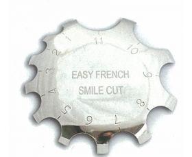 Noname Cosmetics Easy French Leikkuri 1-11