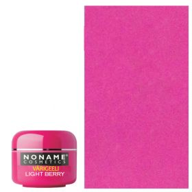 Noname Cosmetics Light Berry Basic UV geeli 5 g
