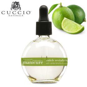 Cuccio White Limetta & Aloe Vera Cuticle Revitalizing Oil Hoitoöljy 75 mL