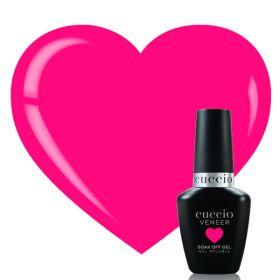 Cuccio Veneer Love Is A Battlefield geelilakka 13 mL
