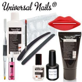 Universal Nails Acrylic-Gel Aloituspaketti Mini