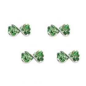 Sina Kynsikoru vihreä timantti 4 kpl
