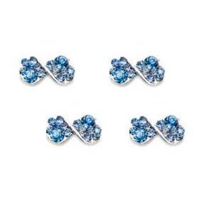 Sina Kynsikoru sininen timantti 4 kpl