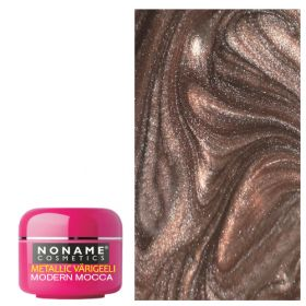 Noname Cosmetics Modern Mocca Metallic UV geeli 5 g