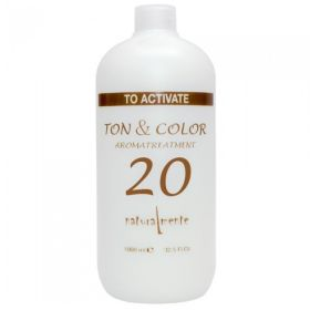 Naturalmente 6% Ton & Color hapete 1000 mL