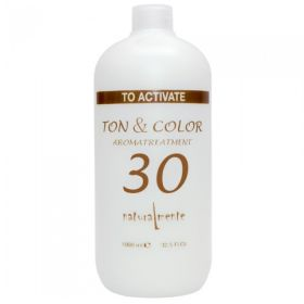 Naturalmente 9% Ton & Color hapete 1000 mL