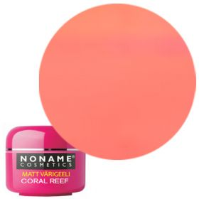 Noname Cosmetics Coral Reef Matt UV geeli 5 g