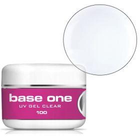Silcare Base One Paksu Kirkas UV-geeli 100 g