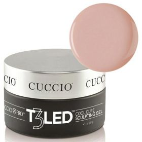 Cuccio Opaque Brazilian Blush T3 LED/UV Controlled Leveling Cool Cure geeli 28 g