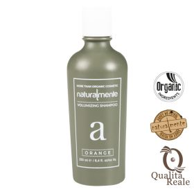 Naturalmente Orange Volumizing tuuheuttava shampoo 250 mL