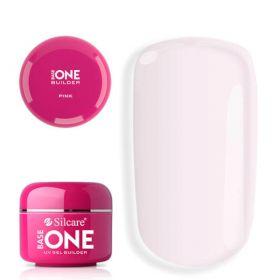 Silcare Base One Paksu Pinkki UV-geeli 30 g