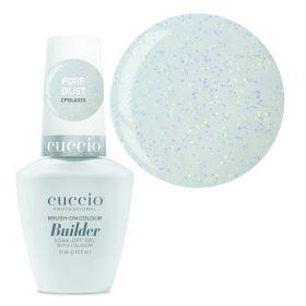 Cuccio Pixie Dust Brush-On Colour Builder With Calcium LED/UV geeli 13 mL