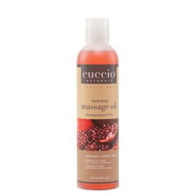 Cuccio Naturalé Hydrating Massage Oil Pomegranate & Fig hierontaöljy 237 mL