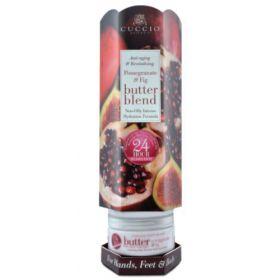 Cuccio Naturalé Butter Blend Tower Pomegranate & Fig kosteusvoide 6 x 226 g
