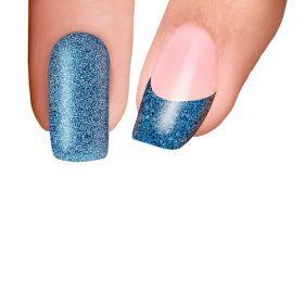 Trendy Nail Wraps Viva Las Vegas Blue Kynsikalvo koko kynsi