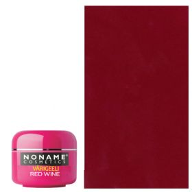 Noname Cosmetics Red Wine Basic UV geeli 5 g