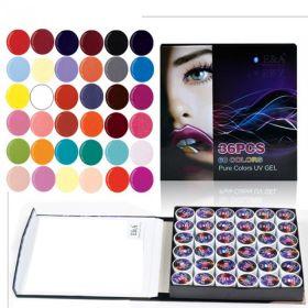 E&A Geelimaalit 36 värisävyä 5 mL