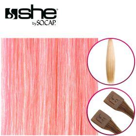 So Cap Suora Sinettihius Pink 10 kpl 55-60 cm