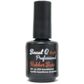 BeautQ Professional Rubber Base Longlife aluslakka 12 mL